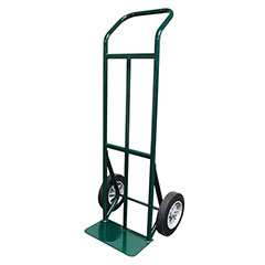 """Hand Truck - 48"""" x 22"""" - 8"""" Solid Rubber Wheels"""