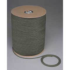 Nylon Cord 550 lb Strength - Camouflage Green