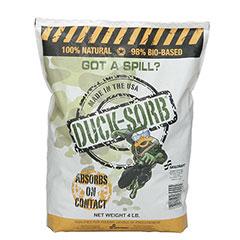 Duck Sorb® Hazardous Material Absorbent - 12 - 4 lb Bags
