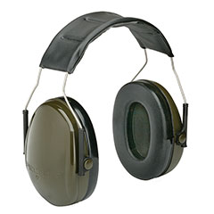 Hearing Protection - Over-the-Head Earmuff - NRR 20dB
