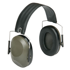 Hearing Protection - Over-the-Head Earmuff - NRR 21dB