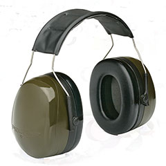 Hearing Protection - Over-the-Head Earmuff - NRR 30dB - 10 per Case