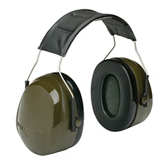 Hearing Protection - Over-the-Head Earmuff - NRR 27dB