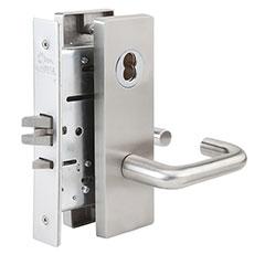 SKILCRAFT® Door Locks Mortise MR Series - Entrance Storeroom F21 - MR 135 - Dallas