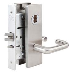 SKILCRAFT® Door Locks Mortise MR Series - Storeroom F07 - MR 115 - Dallas