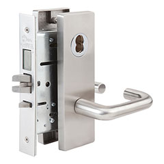 SKILCRAFT® Door Locks Mortise MR Series - Entry F04 - MR 116 - Dallas
