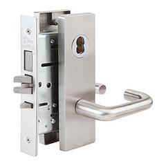 SKILCRAFT® Door Locks Mortise MR Series - Entrance F - N/A - MR 154 - Dallas