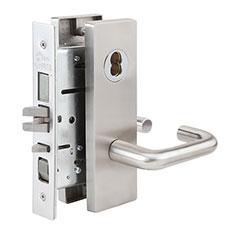 SKILCRAFT® Door Locks Mortise MR Series - Apartment Corridor F20 - MR 162 - Dallas