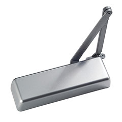 """SKILCRAFT® Door Closers - Delayed Action - 7141 Institutional Extra Heavy Duty - 12"""" L x 2"""" W x 3-1/2"""" H"""