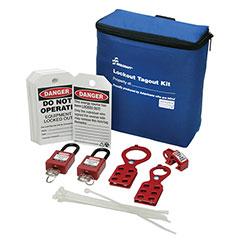 SKILCRAFT® Lockout Tagout General Kit - 26 Piece Kit