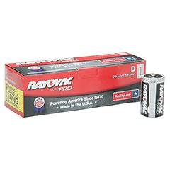 Alkaline D 1.5V Battery - 12/PG