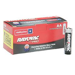 Alkaline AA 1.5V Battery - 24/PG