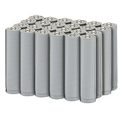 Lithium Battery - AA - 3.6V, 24/PG