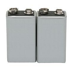 Alkaline 9V Battery - 2/PG