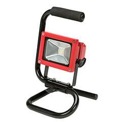 SKILCRAFT® Aluminum Frame Rechargable Floor Work Lamp