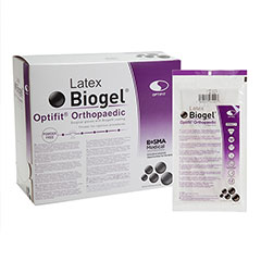 Biogel® Optifit® Orthopaedic Surgical Powder-Free Gloves - Size 8.0