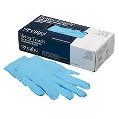 Blue Nitrile Examination Powder-Free Gloves - XX-Large - 90/Dispenser, 10 Dispensers/CS