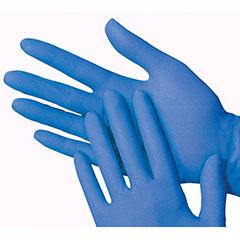 Textured Nitrile Examination Powder-Free Gloves - X-Small