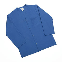 Mens Pajama Top - Small - Blueberry