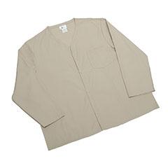 Mens Pajama Top - XL - Beige