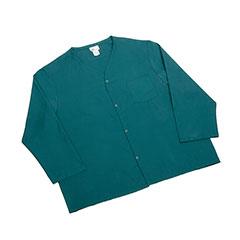 Mens Pajama Top - 2XL - Hunter Green