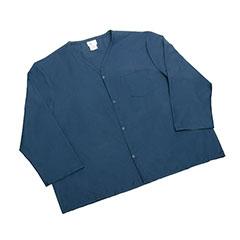 Mens Pajama Top - 3XL - Navy Blue