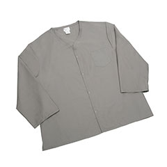 Mens Pajama Top - 4XL - Gray
