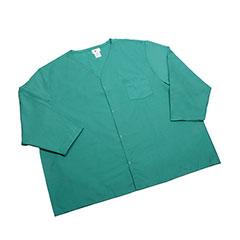 Mens Pajama Top - 5XL - Green