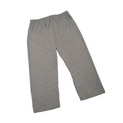 Mens Pajama Bottom - 4XL - Gray