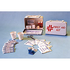 First Aid Kit - Vehicle