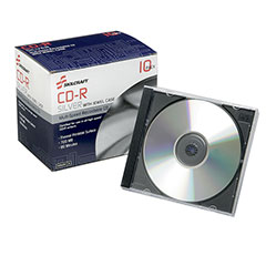 SKILCRAFT® Recordable CD-R