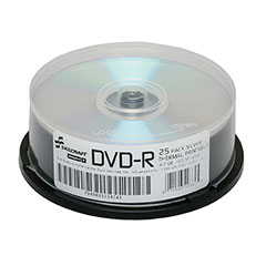 Digital Video Disc Recordable - 16x Record Speed
