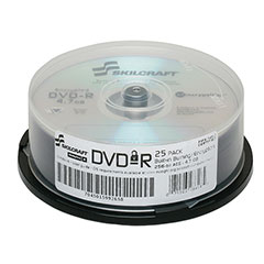 Encrypted DVD - Recordable