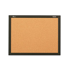 Quartet®/SKILCRAFT® Cork Bulletin Board - 3' x 2'