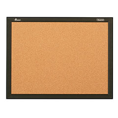 Quartet®/SKILCRAFT® Cork Bulletin Board - 4' x 3'