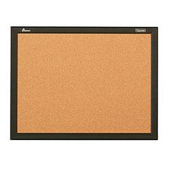 Quartet®/SKILCRAFT® Cork Bulletin Board - 2' x 1.5'