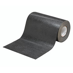 """SKILCRAFT® Peel-and-Stick Nonskid Tapes and Treads - Conformable - 12"""" x 60' - Black"""