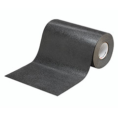 """SKILCRAFT® Peel-and-Stick Nonskid Tapes and Treads - Conformable - 36"""" x 60' - Black"""