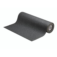 """SKILCRAFT® Peel-and-Stick Nonskid Tapes and Treads - Coarse - 48"""" x 30' - Black"""