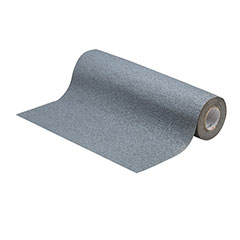 """SKILCRAFT® Peel-and-Stick Nonskid Tapes and Treads - Coarse - 18"""" x 30' - Gray"""