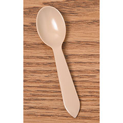 Plastic Flatware Type IV - Spoon