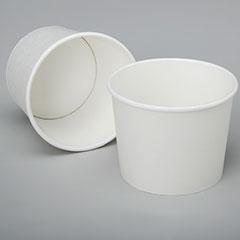 Disposable Paper Cup - Squat Style - 16 oz