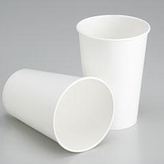 Biodegradable Paper Cup - Cold Liquids - 16 oz