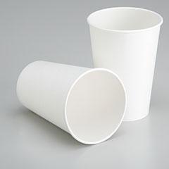 Biodegradable Paper Cup - Hot Liquids - 16 oz