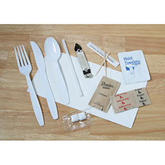 In-Flight Dining Packet - Deluxe