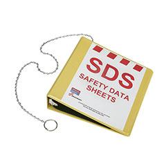 SKILCRAFT® Global Harmonized System Safety Data Sheet Binder