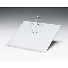 """Calendar Pad Stand - For 3-1/2"""" x 5-1/2"""" Refill - Beige"""