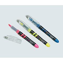 go-brite® Liquid Highlighter - Yellow, Pink & Blue Ink