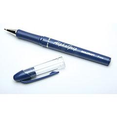 AlphaGrip Ballpoint Pen - Blue Ink