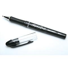 AlphaGrip Ballpoint Pen - Black Ink